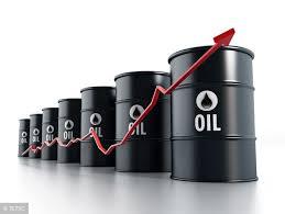 國際原油最新價格